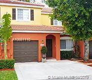 Townhouse for sale in 1836 SW 102nd Way 1836, Miramar, FL, 33025