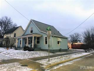 Single Family for sale in 706 E WALNUT Street, Canton, IL, 61520
