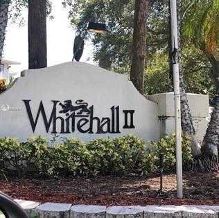 Residential Property for sale in 1709 Whitehall Dr 105, Davie, FL, 33324