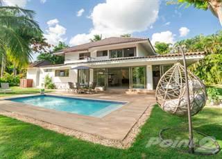 Residential Property for sale in New and Modern Art-Villa 4BR near to the Beach, Casa De Campo, La Romana