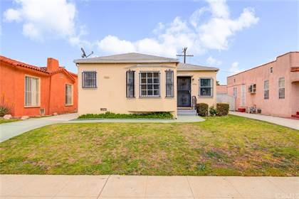 Residential Property for sale in 3766 Cimarron Street, Los Angeles, CA, 90018