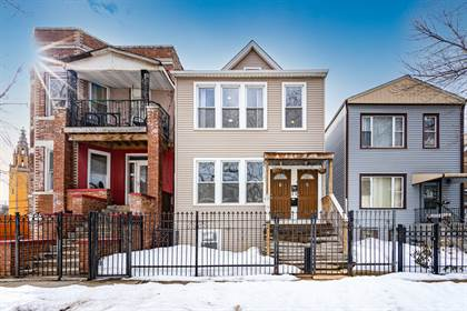 Multifamily for sale in 1922 North KARLOV Avenue, Chicago, IL, 60639