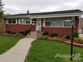 Residential for sale in 4509 W. 102nd Place, Oak Lawn, IL, 60453