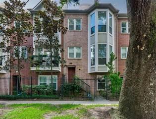Townhouse for sale in 1414 Tuam Street, Houston, TX, 77004