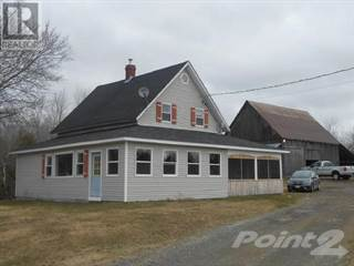 Farm And Agriculture for sale in 479 WHITE Road, Carleton County, New Brunswick