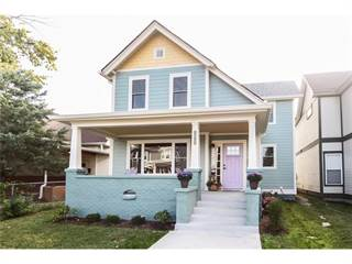Single Family For Sale In 1815 Carrollton Avenue Indianapolis IN 46202