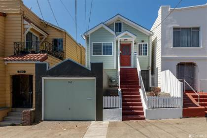 Residential Property for sale in 748 Madrid Street, San Francisco, CA, 94112