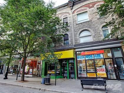 Residential Property for sale in 3640-3642 Boul. St-Laurent, Montreal, Quebec