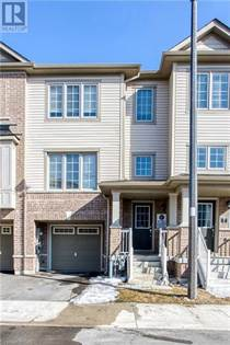 Single Family for rent in 420 LINDEN Drive Unit 7, Cambridge, Ontario, L5V0C8