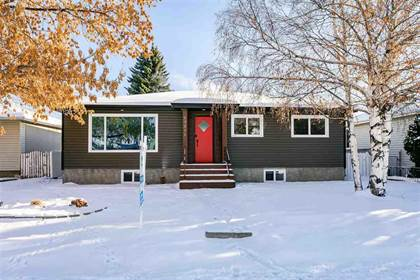 Single Family for sale in 13211 77 ST NW, Edmonton, Alberta, T5C1C8