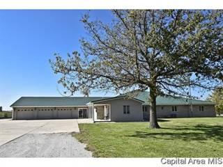 Single Family en venta en 205 Comanche Rd, Greater Auburn, IL, 62530