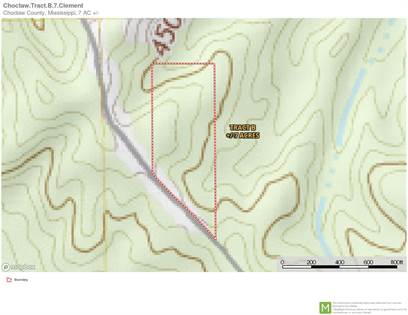 Lots And Land for sale in WINTER, French Camp, MS, 39772