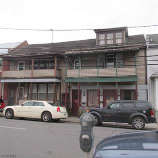 Multifamily for sale in 420-22 Washington St, Huntingdon, PA, 16652