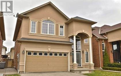 Single Family for sale in 96 OLEARY DR, Hamilton, Ontario, L9K0B5