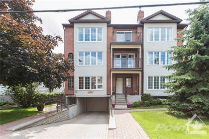 Condominium for sale in 4 Columbus Rd, Ottawa, Ontario, K1K 1V7