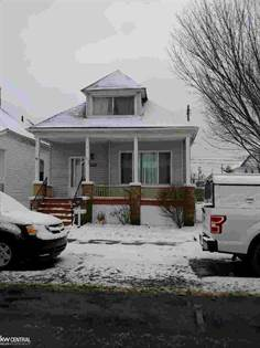 Residential Property for sale in 11363 McDougall, Hamtramck, MI, 48212