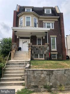 Residential Property for sale in 831 WHITELOCK STREET, Baltimore City, MD, 21217