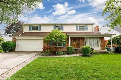Residential Property for sale in 901 MOORLAND, Grosse Pointe Woods, MI, 48236