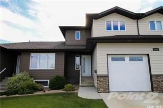 Townhouse for sale in 2419B Henderson DRIVE, North Battleford, Saskatchewan