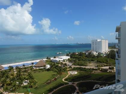 Condominium for rent in Amara, 2 bedroom, high floor, oceanview, furnished, Cancun, Quintana Roo