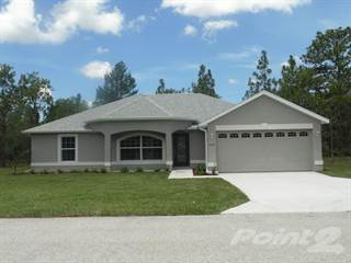 Residential Property for sale in 13369 THRASHER, Dunes Golf Course, FL, 34614