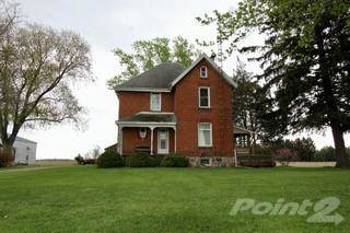 Farm And Agriculture for sale in 13352 BOTANY Line, Thamesville, Ontario, N0P 2K0