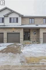 Condo for sale in 2900 TOKALA TRAIL , London, Ontario, N6G5B4