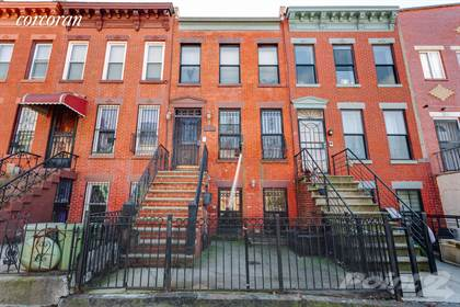 Multi Family Townhouse for sale in 1126 Herkimer Street, Brooklyn, NY, 11233