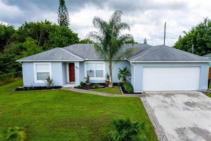 Residential Property for sale in 4225 SW Callicoe Street, Port St. Lucie, FL, 34953