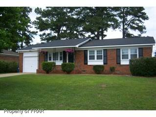 Single Family for sale in 307 TUCSON DRIVE, Fayetteville, NC, 28303