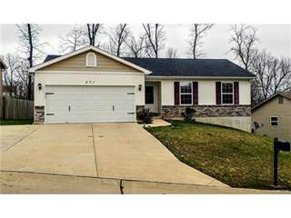 Single Family for sale in 571 Conestoga, House Springs, MO, 63051