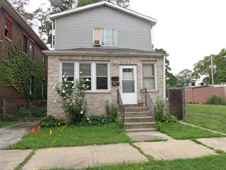 Multi-family Home for sale in 268 East 157th Street, Harvey, IL, 60426