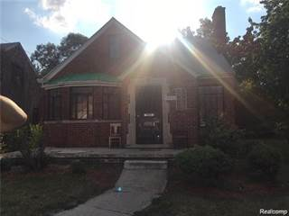 Single Family for sale in 19963 Mitchell., Detroit, MI, 48234