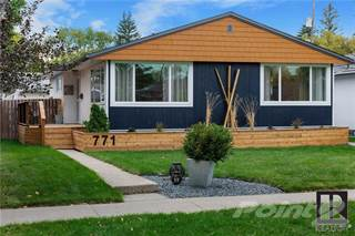 Single Family for sale in 771 Waterloo ST, Winnipeg, Manitoba
