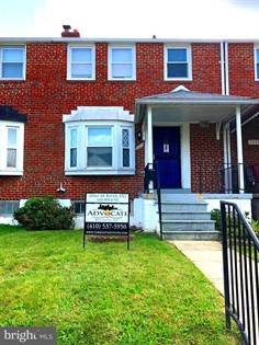 Residential Property for sale in 2005 RAMBLEWOOD ROAD, Baltimore City, MD, 21239