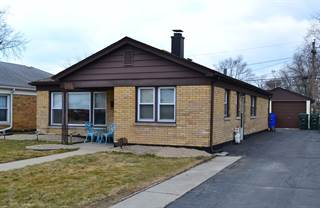Single Family for sale in 11704 South Sacramento Drive, Merrionette Park, IL, 60803