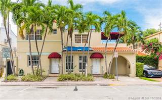 Single Family for sale in 811 Espanola, Miami Beach, FL, 33139