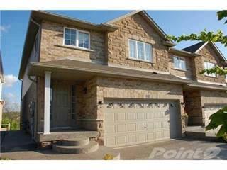 Townhouse for rent in 1132 HARROGATE Drive, Hamilton, Ontario