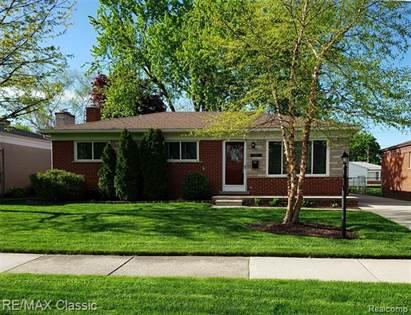 Residential for sale in 14555 COLPAERT DR, Warren, MI, 48088