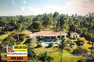 Residential Property for sale in INCREDIBLE REDUCTION FOR THIS 4 BEDROOM VILLA WITH 180 DEGREES OCEAN VIEWS IN SOSUA, Sosua, Puerto Plata