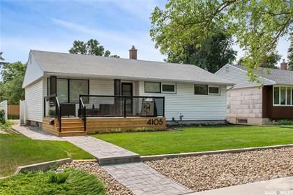 Residential Property for sale in 4105 Regina AVENUE, Regina, Saskatchewan, S4S 0J3