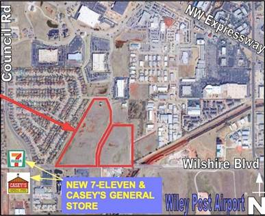 Lots And Land for sale in 7700 NW 79th Place, Oklahoma City, OK, 73132