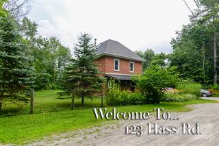 Residential Property for sale in 123 Hass Road, Madoc, Ontario