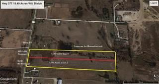 Comm/Ind for sale in 4354 377 Highway, Aubrey, TX, 76227