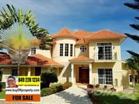 Residential Property for sale in Stunning 4 bedroom ocean view villa in prestigious gated community, Sosua, Puerto Plata