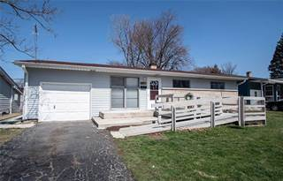 Single Family for sale in 1954 NEWCOMER Lane, Beech Grove, IN, 46107