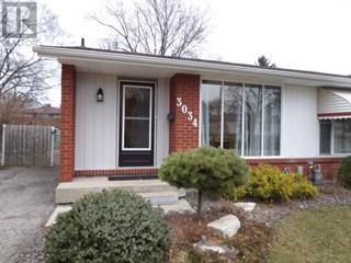 Single Family for rent in 3034 SUFFOLK, Windsor, Ontario