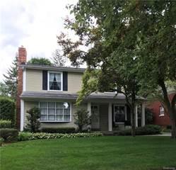 Single Family for sale in 864 OAKLAND Avenue, Birmingham, MI, 48009