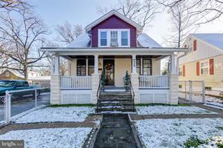 Single Family for sale in 9549 RHODE ISLAND AVE, College Park, MD, 20740
