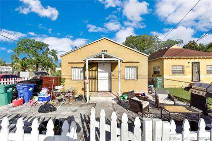 Multifamily for sale in 5541 NW 30th Ave, Miami, FL, 33142